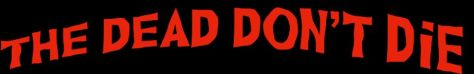 the dead don't die movie logo