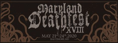 maryland deathfest, maryland deathfest 2020