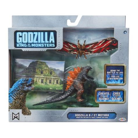 jakks pacific, godzilla: king of the monsters, godzilla toys