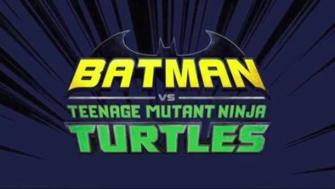 batman vs teenage mutant ninja turtles logo