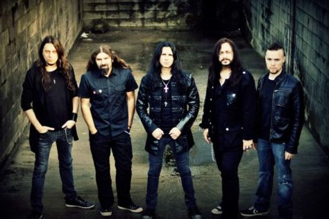 firewind, gus g., firewind promotional photo