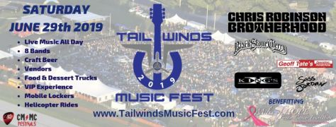 tail winds music festival 2019