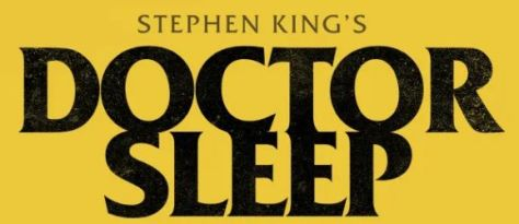 doctor sleep film logo