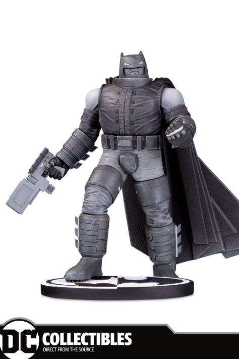 dc collectibles, dc entertainment, batman black and white, batman
