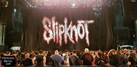 stage setups, slipknot, slipknot stage setups