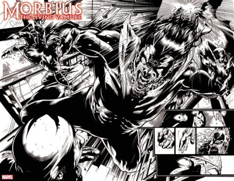 morbius by marcelo ferreira