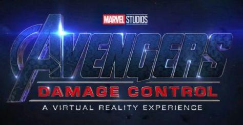 avengers: damage control logo
