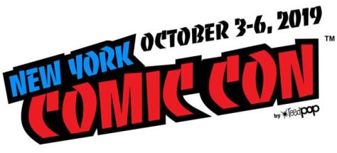 2019 new york comic con logo