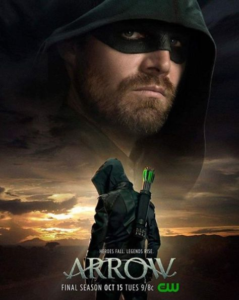 television posters, promotional  posters, the cw networ, warner brothers television, arrow