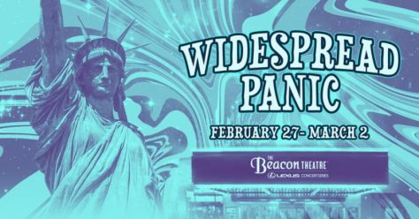 tour posters, widespread panic, widespread panic posters