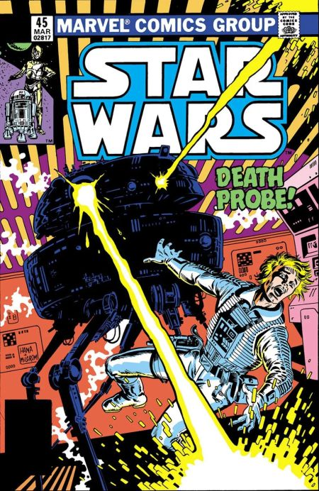 comic book covers, marvel comics, marvel entertainment, star wars, star wars comics