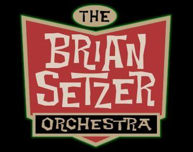 brian setzer orchestra logo