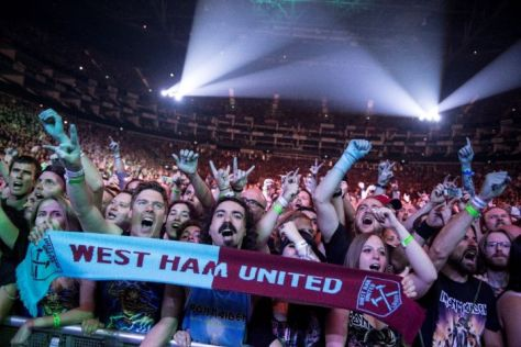 west ham united fans, john mcmurtrie photography