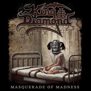 """Masquerade Of Madness"" (Single) by King Diamond"