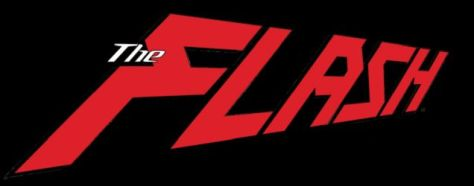 the flash comics logo