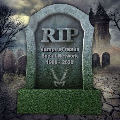 vampirefreaks rest in peace