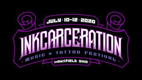 inkcarceration festival 2020 logo