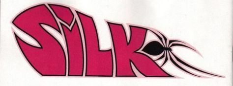 silk comics logo