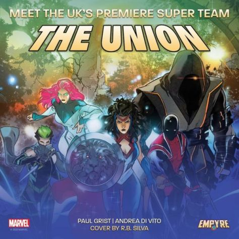 marvel comics, marvel entertainment, the union