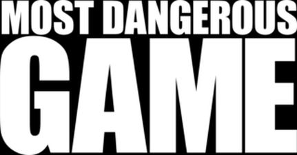 most dangerous game tv logo