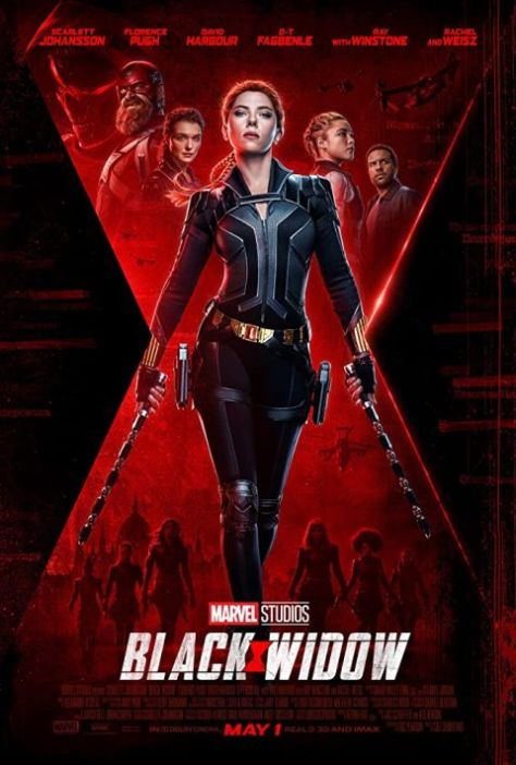 movie posters, promotional posters, marvel studios, walt disney pictures, black widow