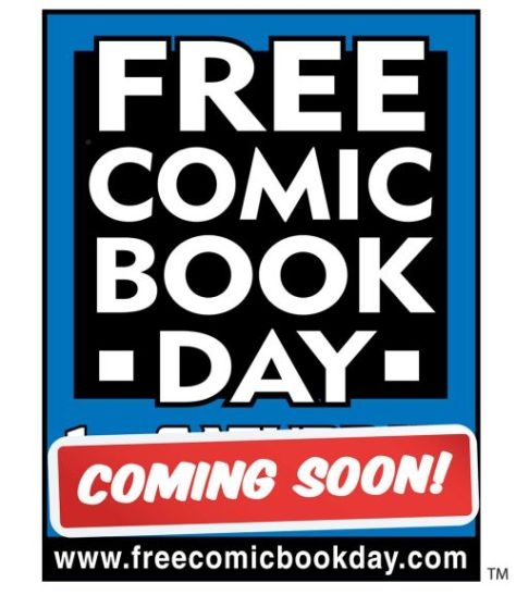 free comic book day, free comic book day 2020