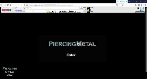 piercingmetal, ken pierce, piercingmetal website