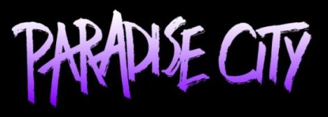 paradise city series logo, sumerian records