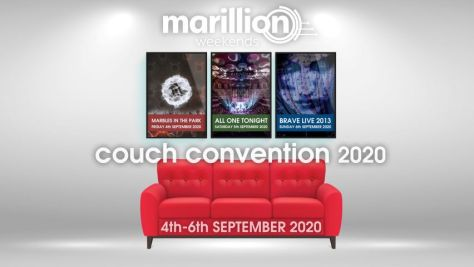 marillion, marillion couch convention 2020