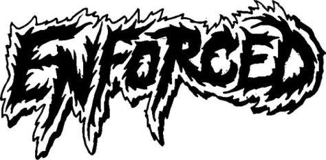 enforced logo, century media records