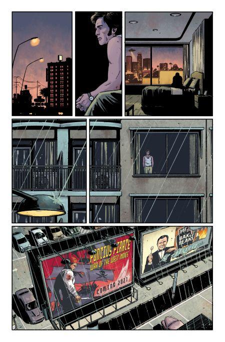 comic book interiors, dc comics, dc entertainment