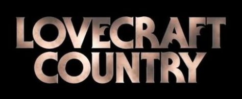 lovecraft country series logo