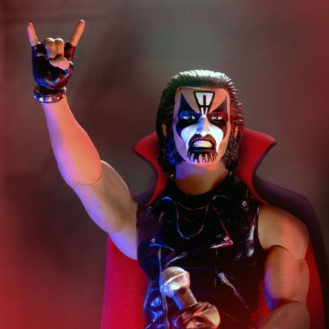 super7, super7 action figures, king diamond, king diamond action figure