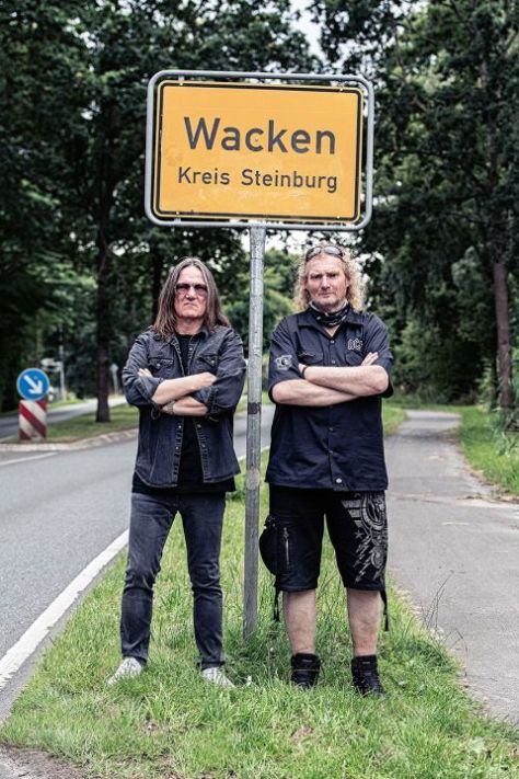 wacken open air festival organizers