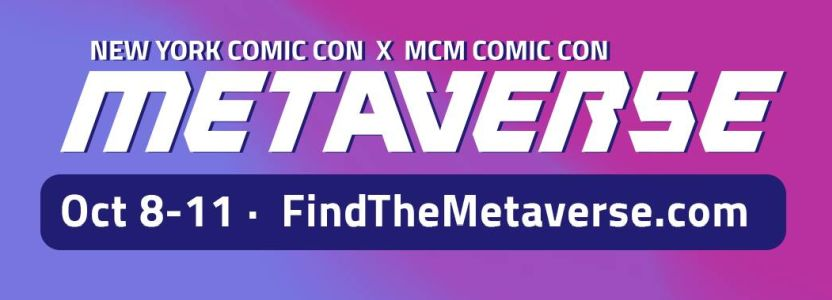 NYCC x MCM Metaverse @ YouTube - PiercingMetal.com