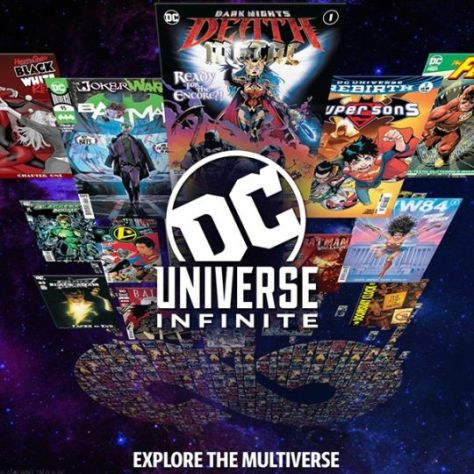 dc universe infinite, dc comics, dc entertainment