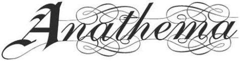 anathema logo