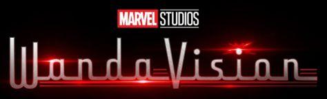 wandavision tv logo, marvel studios