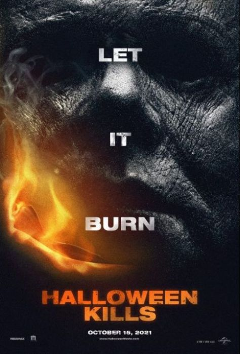 movie posters, promotional posters, halloween kills, universal pictures