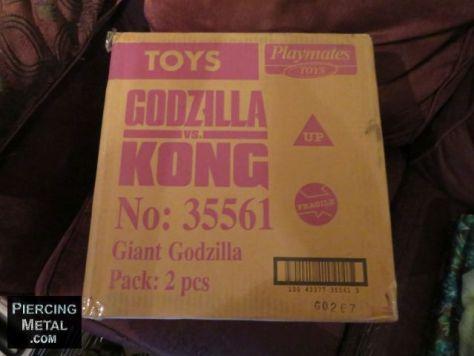 playmates toys, godzilla vs kong, godzilla vs kong collectibles, godzilla, kong