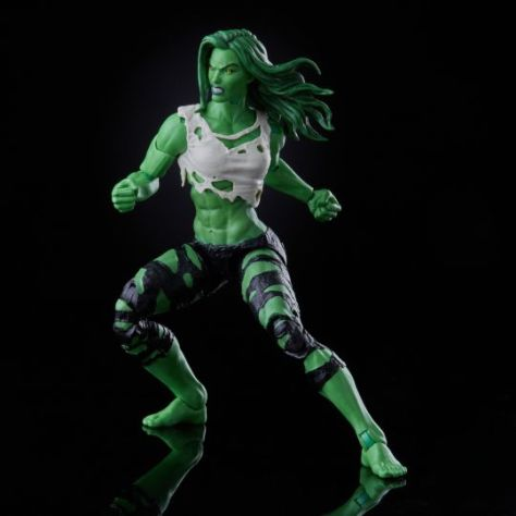 hasbro, hasbro toys, marvel comics action figures, marvel legends series, marvel legends series action figures, she-hulk