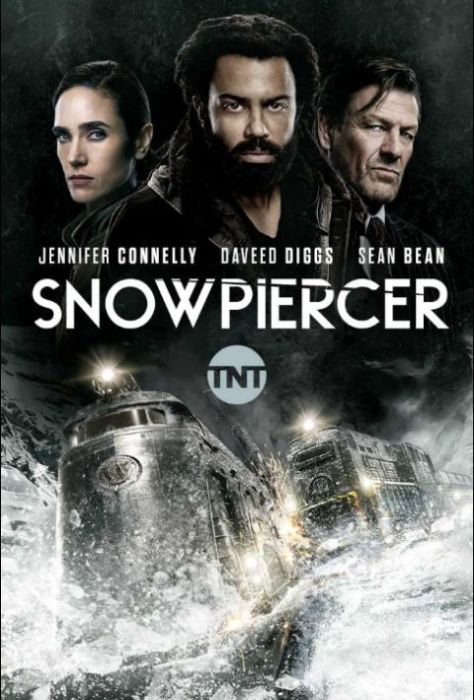 television posters, promotional posters, tnt posters, snowpiercer, snowpiercer posters