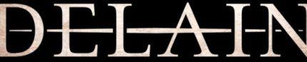 delain logo