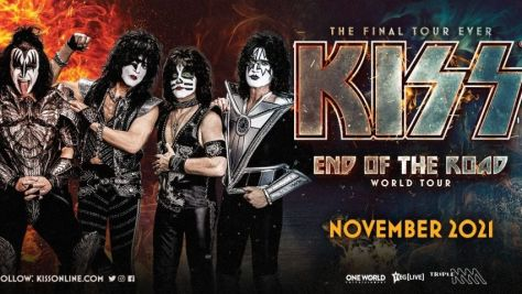 tour posters, promotional posters, kiss, kiss tour posters