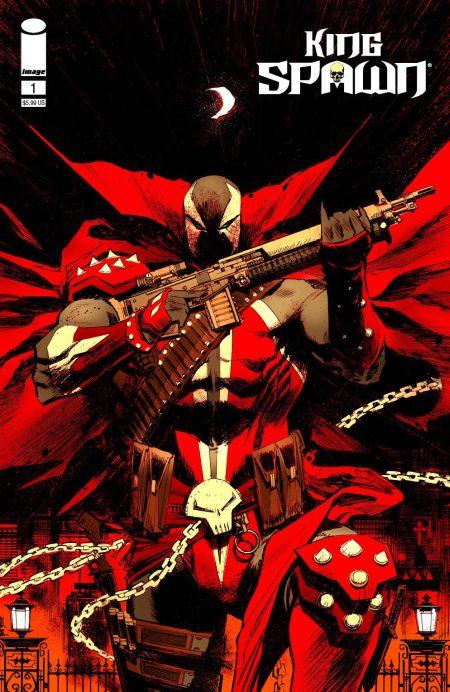 comic book covers, image comics, skybound entertainment