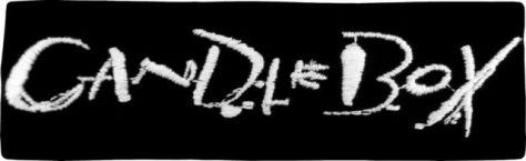 band logos, candlebox, candlebox band logo