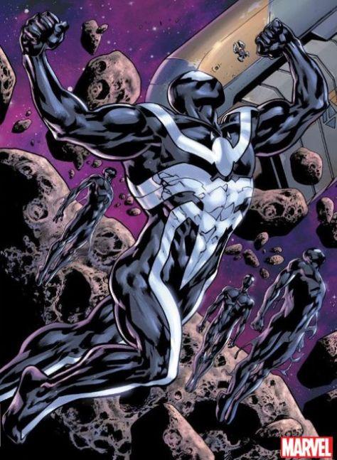 comic book art, marvel comics, marvel entertainment, venom