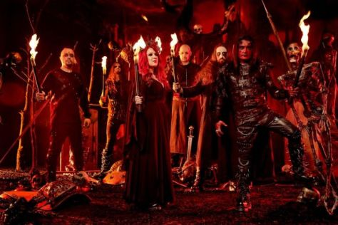 band photos, cradle of filth, cradle of filth photos