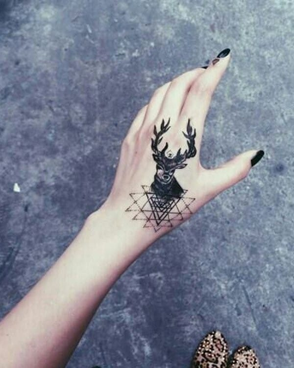 Animal Hands Tattoos : animal, hands, tattoos, Small, Tattoos, Women, (2020)