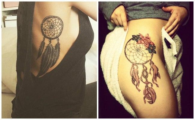 Tatuajes De Atrapasueños Indios Sabes Qué Son Y Que Significan